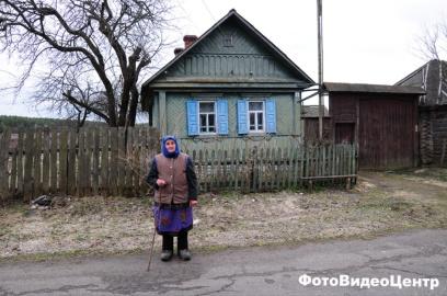 русская деревня сегодня